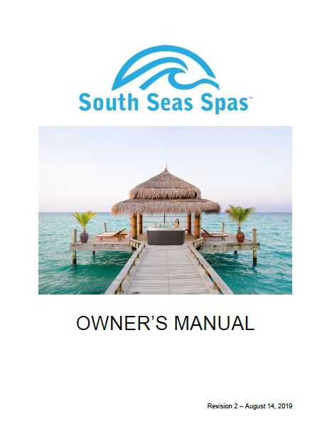 South Seas Spas Owner S Manual Spa Hydrotherapy Daily