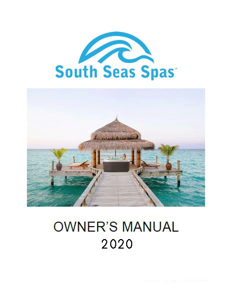 South Seas Owner's Manual 2020