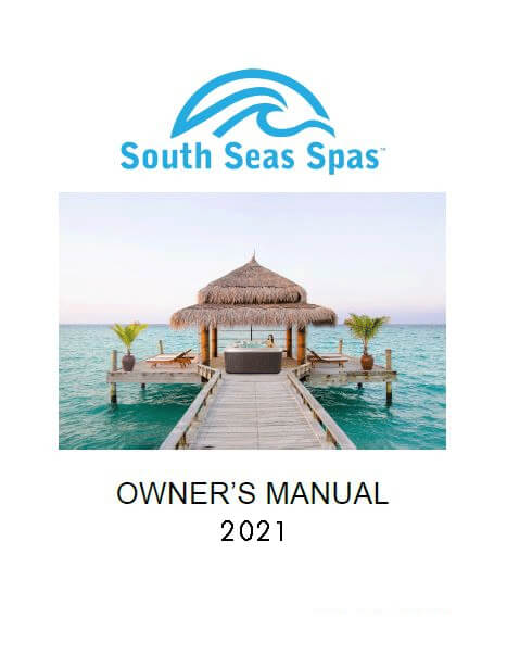 South Seas Owner's Manual 2021
