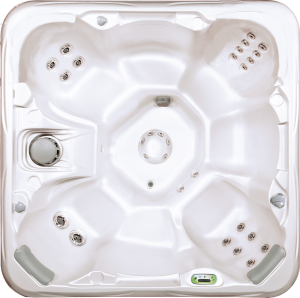 Island Spas - 729B by Artesian Spas
