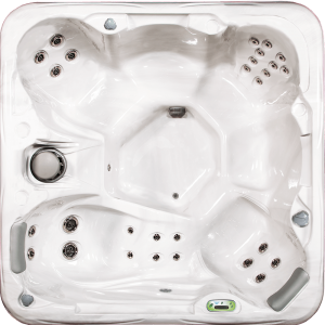 Island Spas - 729L by Artesian Spas