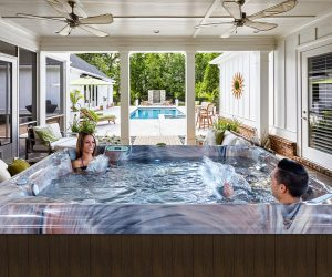 South Seas Spas Hot Tub